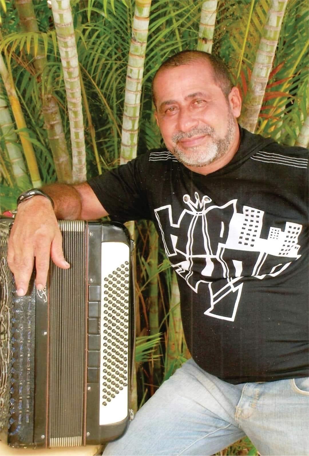Falece Manilin da Sucupira, um dos melhores sanfoneiros do Maranhão