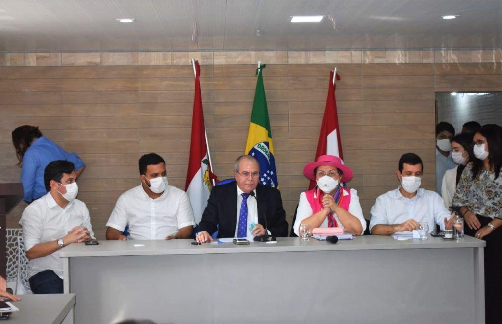 Hildo Rocha e autoridades do Rio Grande do Norte e Alagoas debatem impactos provocados pelo fechamento de agências do Banco do Brasil