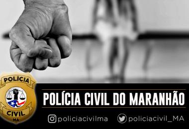 Polícia Civil prende em Barra do Corda homem que drogou, estuprou e agrediu a ex-namorada