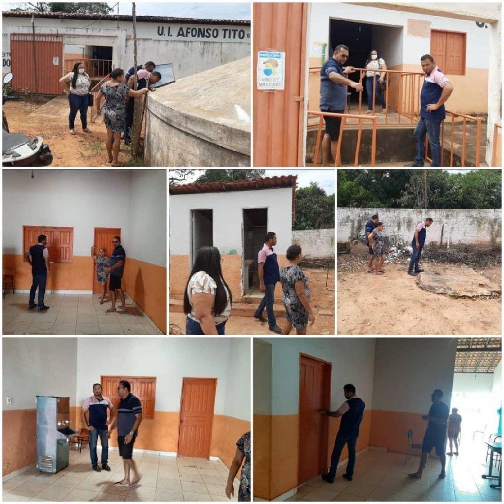 prefeito arnobio visita escolas em quatro povoados da zona rural de jenipapo dos vieiras 2 1024x1024 - Prefeito Arnóbio visita escolas em quatro povoados da zona rural de Jenipapo dos Vieiras