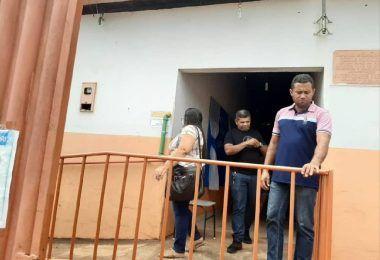 Prefeito Arnóbio visita escolas em quatro povoados da zona rural de Jenipapo dos Vieiras