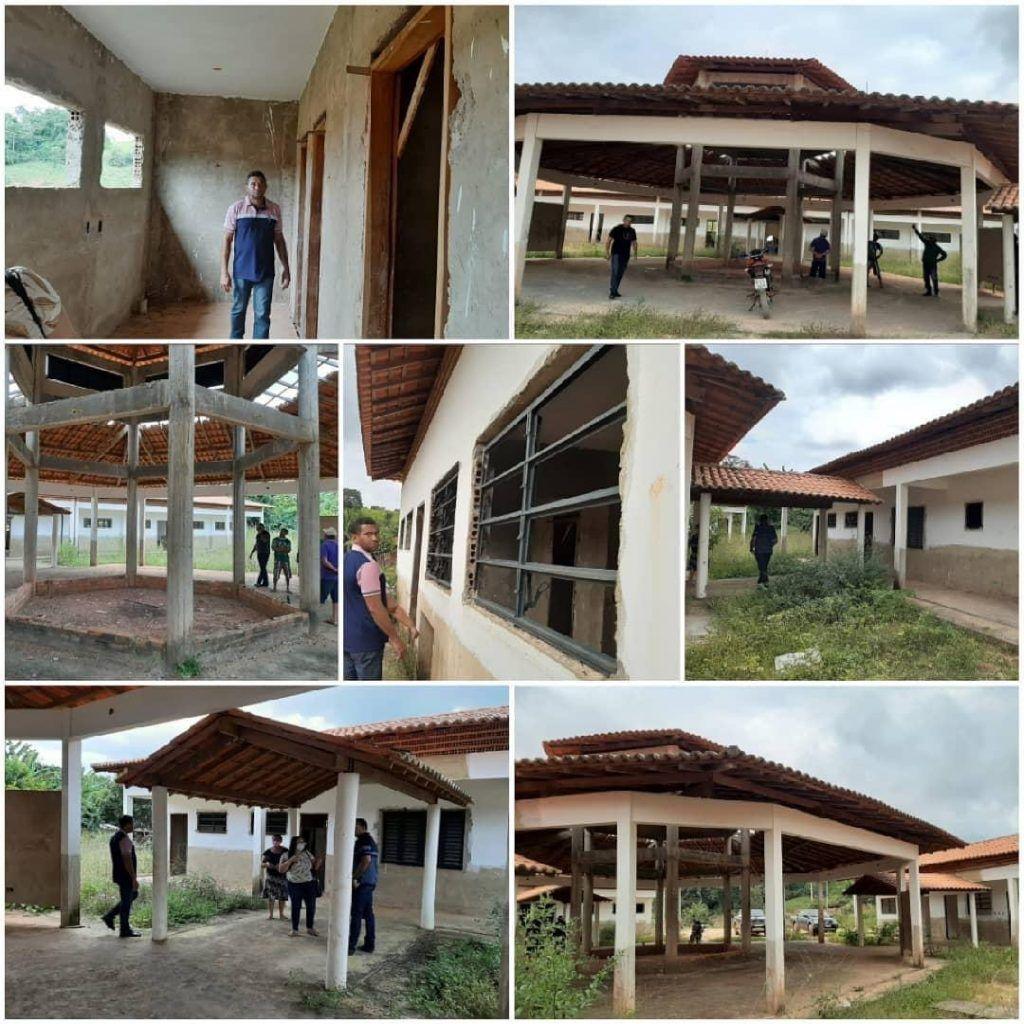 prefeito arnobio visita escolas em quatro povoados da zona rural de jenipapo dos vieiras 4 1024x1024 - Prefeito Arnóbio visita escolas em quatro povoados da zona rural de Jenipapo dos Vieiras