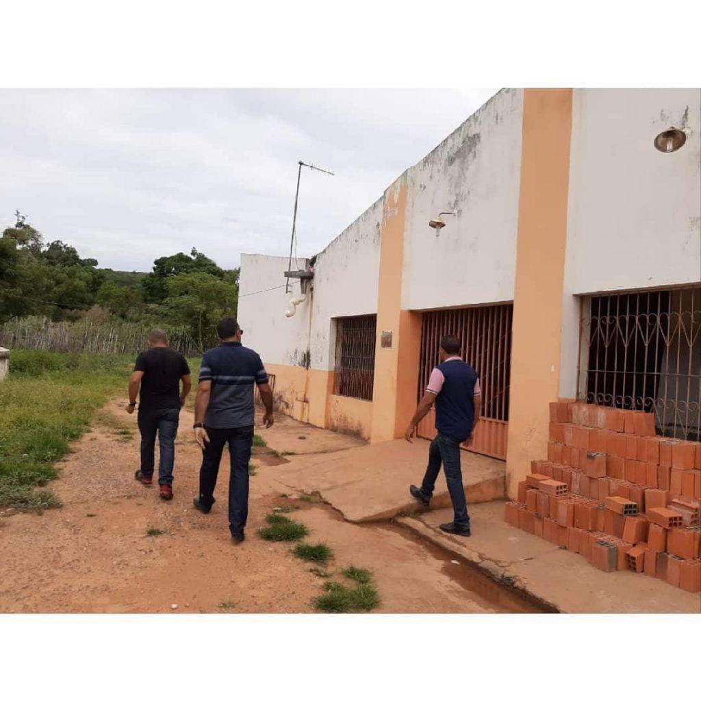 prefeito arnobio visita escolas em quatro povoados da zona rural de jenipapo dos vieiras 5 1024x1024 - Prefeito Arnóbio visita escolas em quatro povoados da zona rural de Jenipapo dos Vieiras