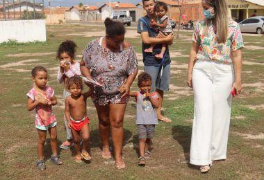 Prefeitura de Barra do Corda realiza grande ação em saúde no residencial Nova Barra