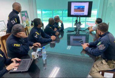 Unidade da PRF será inaugurada no mês de setembro na Br-226 em Barra do Corda, garante diretor-geral da PRF em Brasília