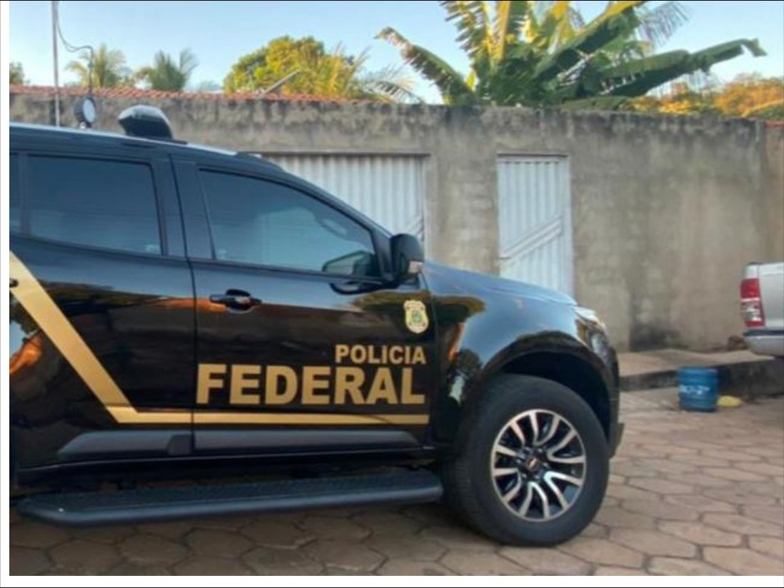 URGENTE!! Polícia Federal realiza grande operação em Barra do Corda, Jenipapo dos Vieiras e Tuntum na manhã desta quarta-feira(14)