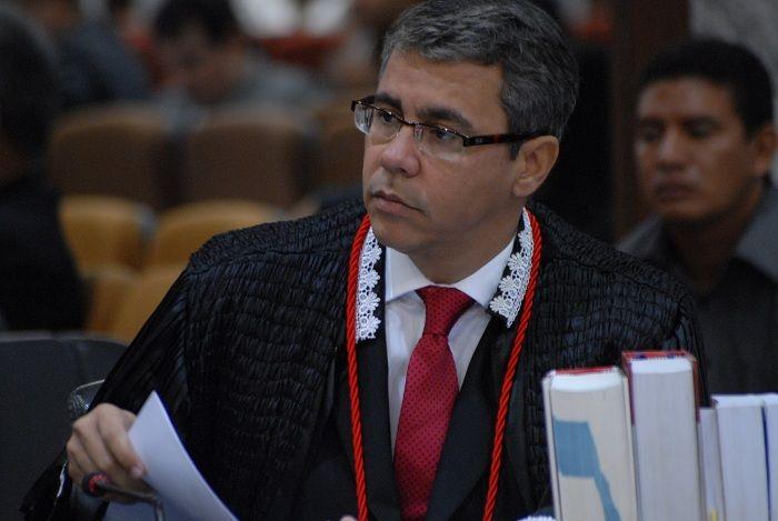 Corregedor-geral do Tribunal de Justiça, desembargador Paulo Velten, cumpre, agenda de trabalho em Barra do Corda nesta quinta(26)