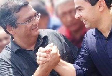 """Em demonstração de """"desprezo"""", ex-prefeito Eric Costa não comparece em evento de Flávio Dino em Barra do Corda"""