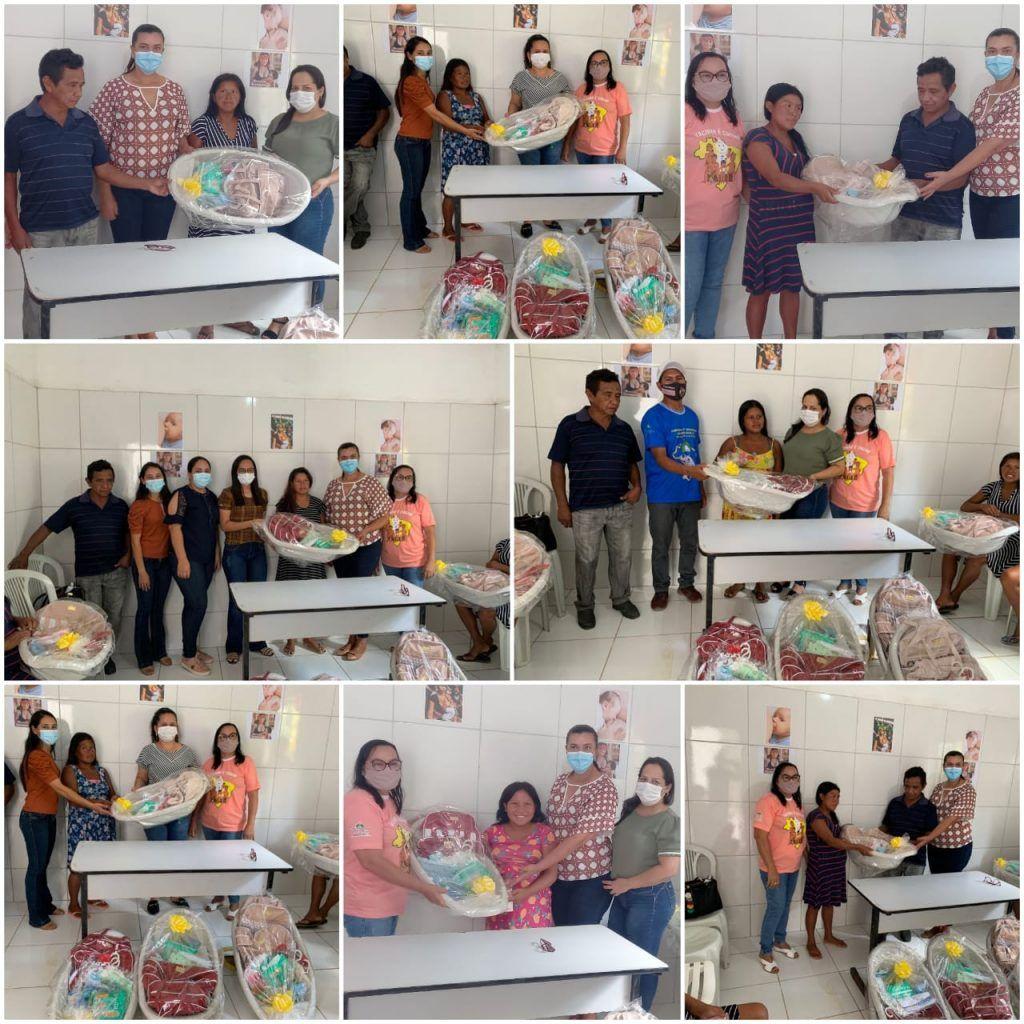 gestao do prefeito arnobio entrega kits natalidade as gestantes em residentes em aldeias em jenipapo dos vieiras 2 1024x1024 - Gestão do prefeito Arnóbio entrega kits natalidade às gestantes em residentes em aldeias em Jenipapo dos Vieiras