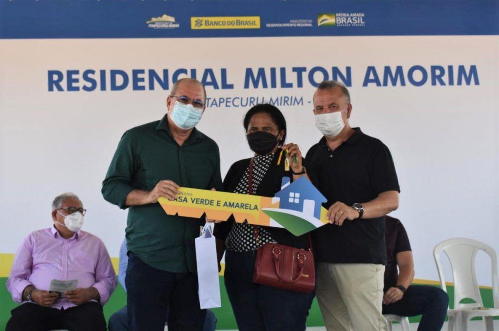 Ministro Rogério Marinho destaca trabalho do deputado Hildo Rocha em defesa da habitação popular