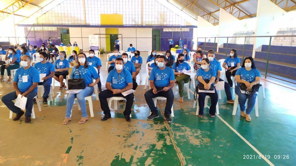 prefeito arnobio participa da ix conferencia da assistencia social em jenipapo dos vieiras 8 1024x576 - Prefeito Arnóbio participa da IX Conferência da Assistência Social em Jenipapo dos Vieiras