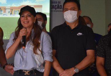 ELEIÇÕES 2022: Abigail Cunha começa a percorrer o Maranhão como pré-candidata a deputada estadual