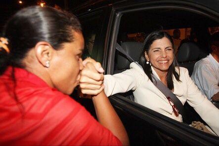 06 de Setembro: Roseana Sarney, Lhaesio Bonfim e Edivaldo Holanda lideram para o governo do estado em Barra do Corda