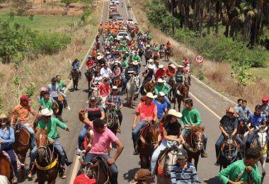 Abigail Cunha participa de eventos nos municípios de Fernando Falcão e Jenipapo dos Veiras