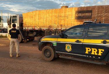 MPF entra com Ação na Justiça Federal contra Ibama por omissão na fiscalização do transporte de madeira nas rodovias maranhenses