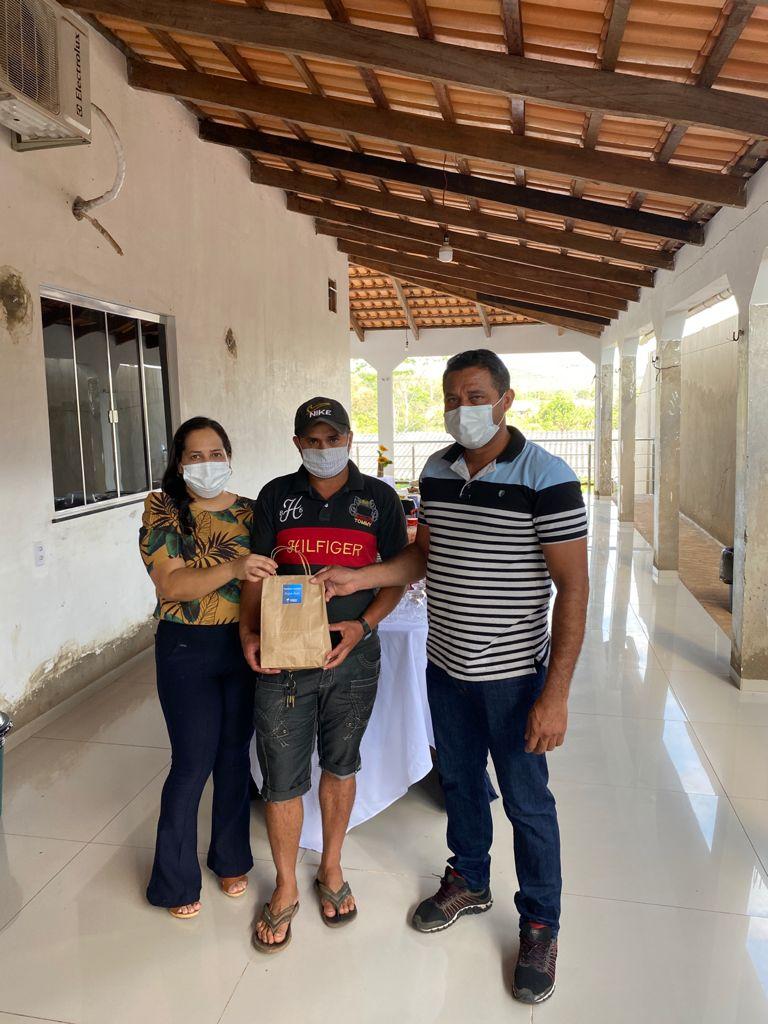 prefeito arnobio e primeira dama elane oferecem cafe da manha a agricultores do pnae em jenipapo dos vieiras 5 - Prefeito Arnóbio e primeira-dama Elane oferecem café da manhã a agricultores do PNAE em Jenipapo dos Vieiras