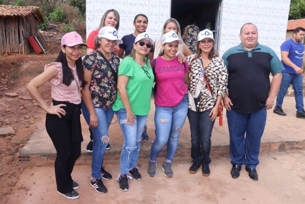 quinta feira abigail cunha visita varios povoados na zona rural de barra do corda 22 1024x683 - QUINTA-FEIRA: Abigail Cunha visita vários povoados na zona rural de Barra do Corda
