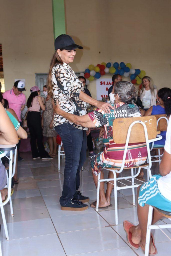 quinta feira abigail cunha visita varios povoados na zona rural de barra do corda 23 683x1024 - QUINTA-FEIRA: Abigail Cunha visita vários povoados na zona rural de Barra do Corda