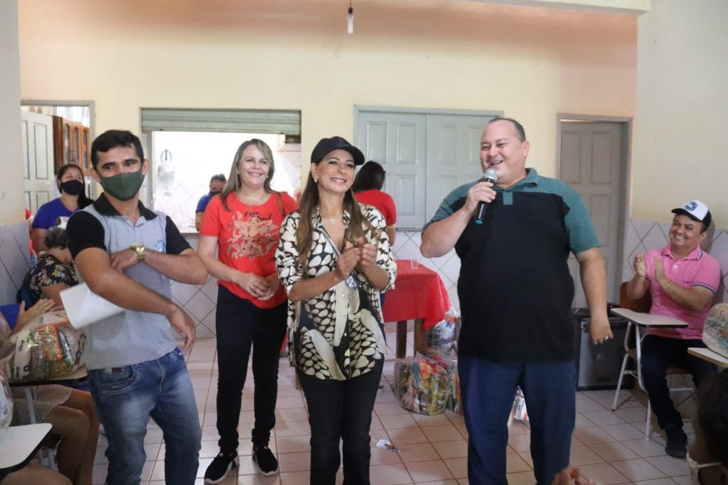 quinta feira abigail cunha visita varios povoados na zona rural de barra do corda 8 1024x683 - QUINTA-FEIRA: Abigail Cunha visita vários povoados na zona rural de Barra do Corda