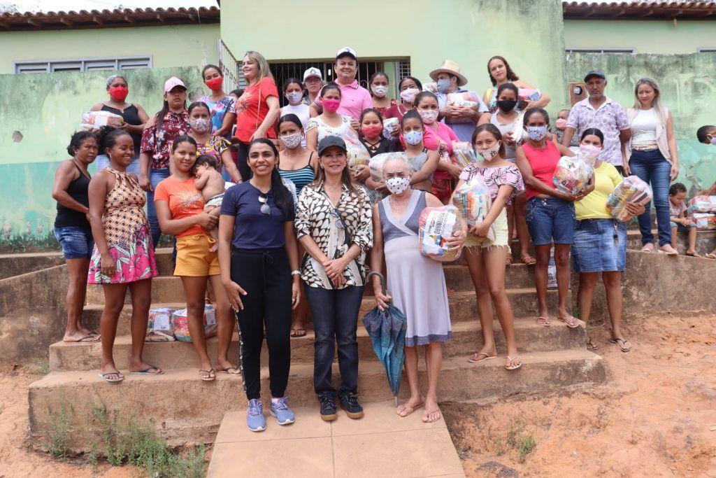 quinta feira abigail cunha visita varios povoados na zona rural de barra do corda 9 1024x683 - QUINTA-FEIRA: Abigail Cunha visita vários povoados na zona rural de Barra do Corda