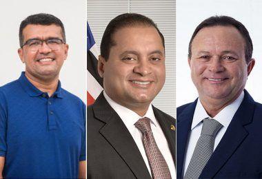 URGENTE!! TRE/MA condena Carlos Brandão, Weverton Rocha e Lahesio Bonfim por propaganda eleitoral antecipada