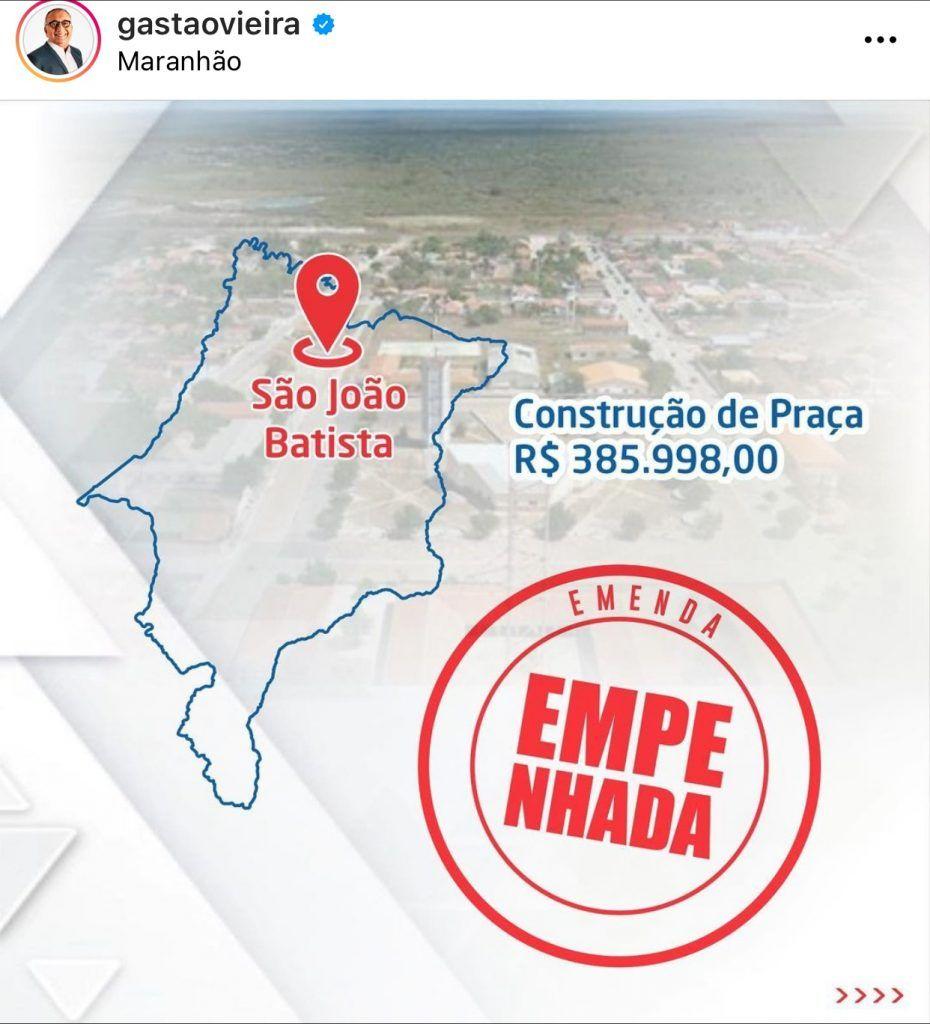 deputado federal do maranhao envia r 500 mil para construcao de uma rodoviaria e mais r 500 mil para construcao do portal de uma cidade 2 930x1024 - Deputado Federal do Maranhão envia R$ 500 mil para construção de uma rodoviária e mais R$ 500 mil para construção do portal de uma cidade