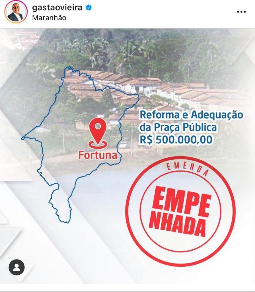 deputado federal do maranhao envia r 500 mil para construcao de uma rodoviaria e mais r 500 mil para construcao do portal de uma cidade 3 896x1024 - Deputado Federal do Maranhão envia R$ 500 mil para construção de uma rodoviária e mais R$ 500 mil para construção do portal de uma cidade