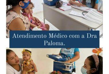 """Povoado Sabonete em Jenipapo dos Vieiras recebe o """"Projeto Saúde na Comunidade"""""""
