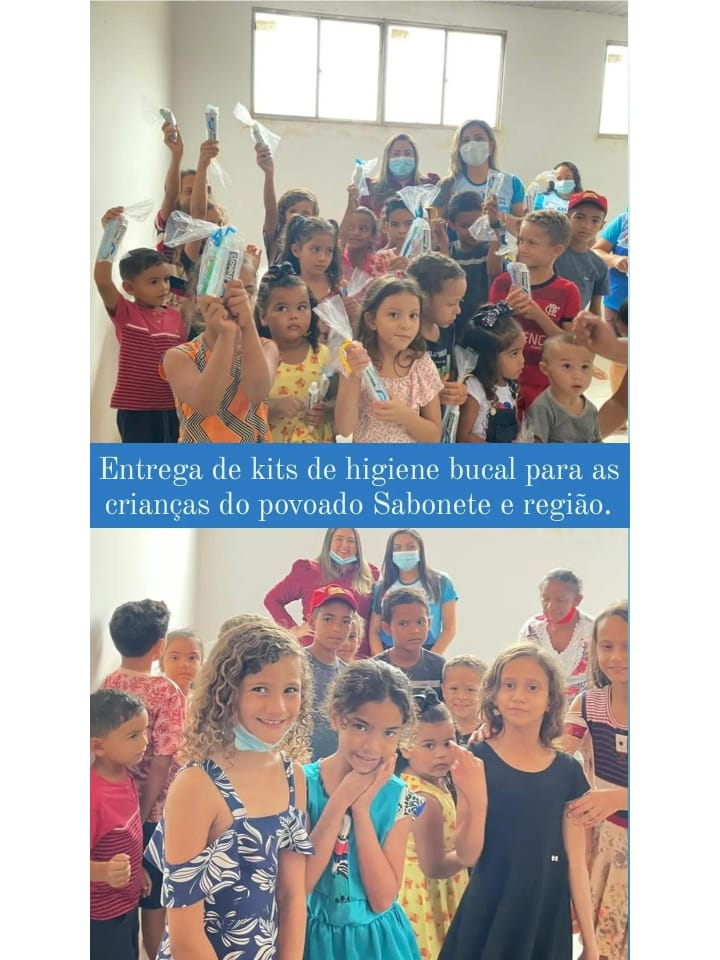 """povoado sabonete em jenipapo dos vieiras recebe o projeto saude na comunidade 7 - Povoado Sabonete em Jenipapo dos Vieiras recebe o """"Projeto Saúde na Comunidade"""""""