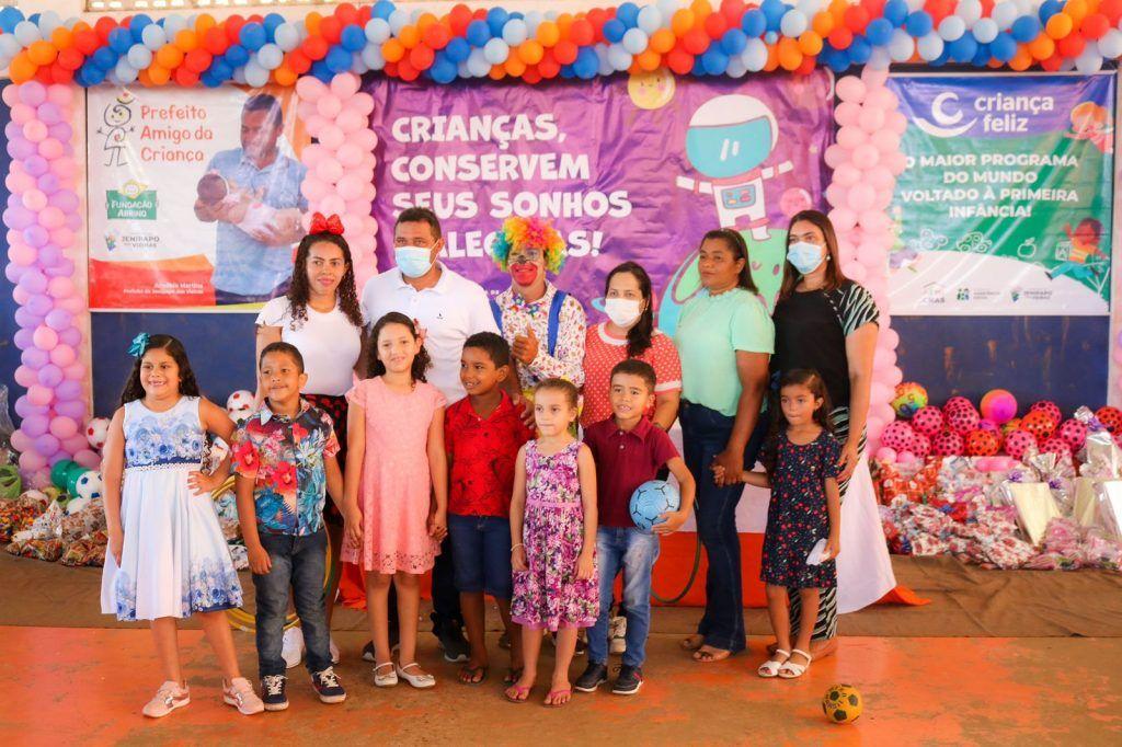 prefeito arnobio promove mega festa em comemoracao ao dia das criancas em jenipapo dos vieiras 15 1024x682 - Prefeito Arnóbio promove mega festa em comemoração ao dia das crianças em Jenipapo dos Vieiras