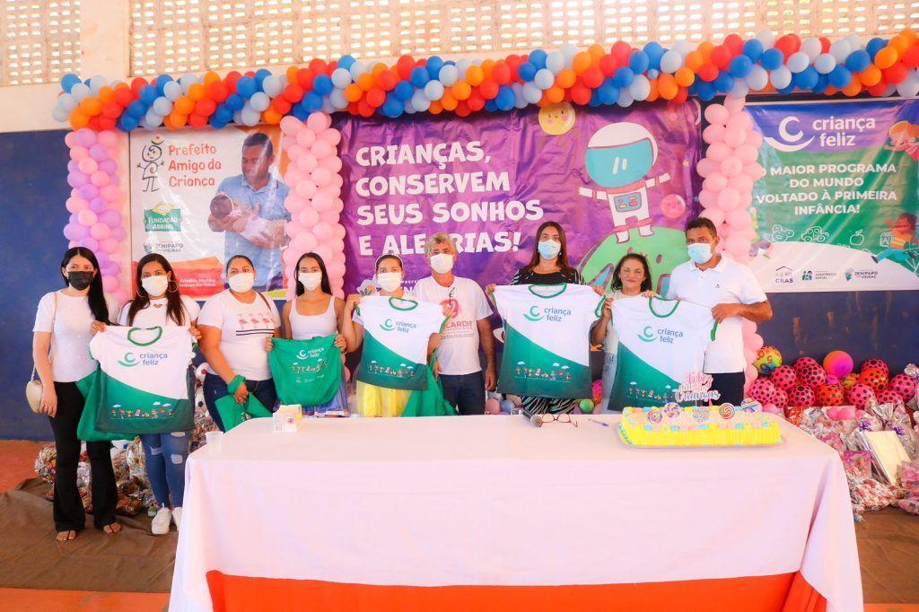 prefeito arnobio promove mega festa em comemoracao ao dia das criancas em jenipapo dos vieiras 5 1024x682 - Prefeito Arnóbio promove mega festa em comemoração ao dia das crianças em Jenipapo dos Vieiras