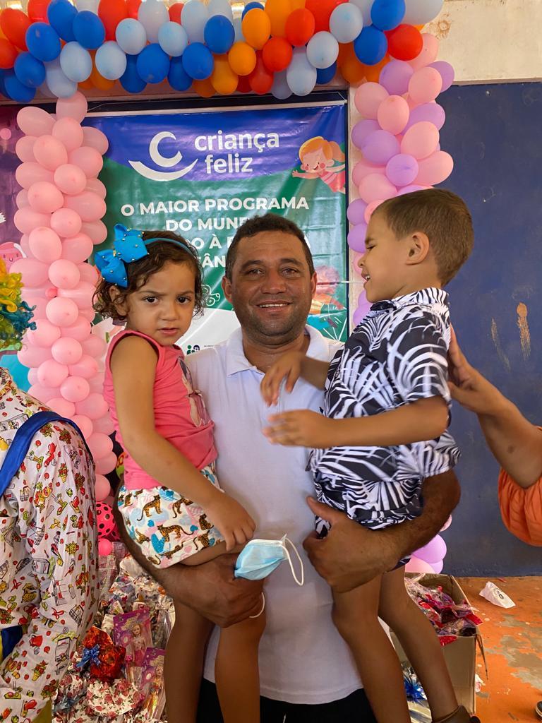 prefeito arnobio promove mega festa em comemoracao ao dia das criancas em jenipapo dos vieiras 8 - Prefeito Arnóbio promove mega festa em comemoração ao dia das crianças em Jenipapo dos Vieiras