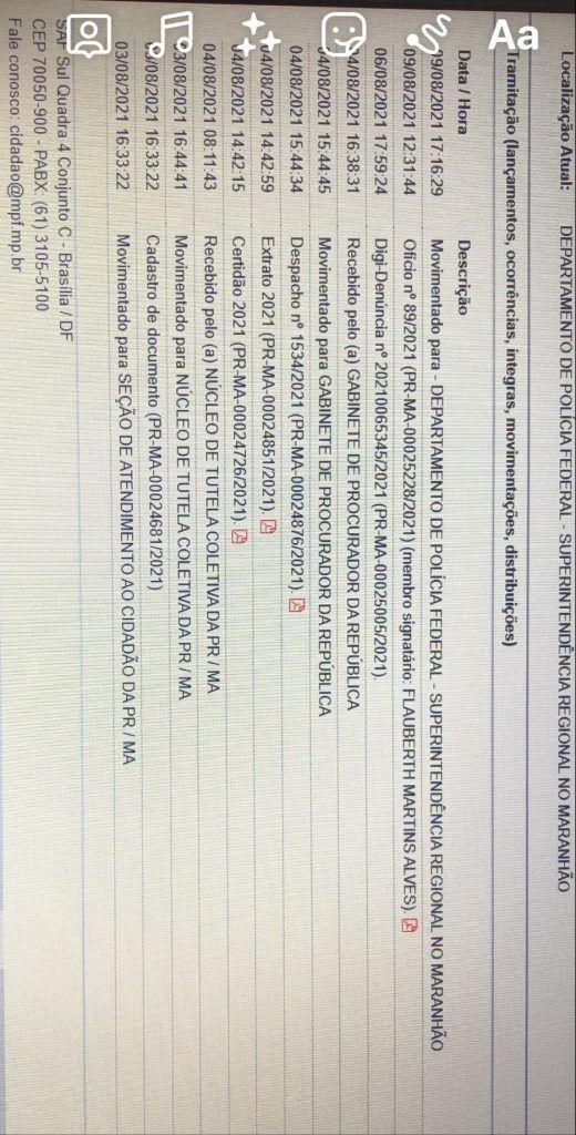 veja aqui o que levou a policia federal intimar o ex prefeito eric costa para prestar esclarecimentos na sede da pf em sao luis 2 520x1024 - Veja AQUI o que levou a Polícia Federal intimar o ex-prefeito Eric Costa para prestar esclarecimentos na sede da PF em São Luís